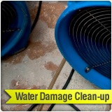 floods & water damage restoration