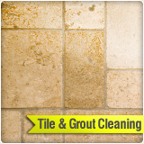 ceramic tile grout cleaning