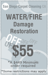 San Diego water & fire damage restoration